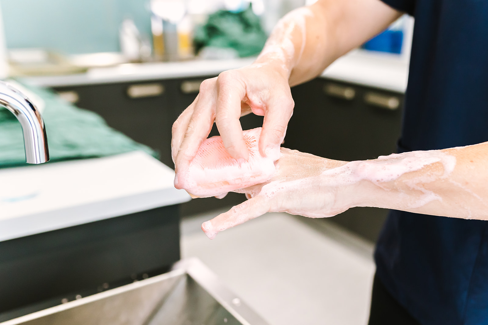 Module 8: Infection prevention and control